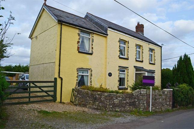 Thumbnail Detached house for sale in Hendre Road, Pencoed, Bridgend, Mid Glamorgan