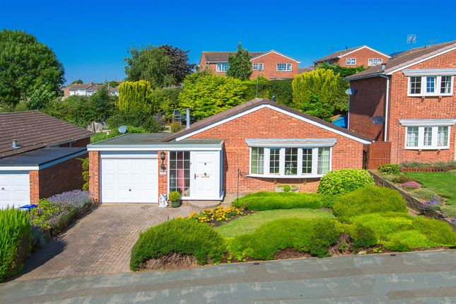 Thumbnail Detached bungalow for sale in Slade Valley Avenue, Rothwell, Kettering
