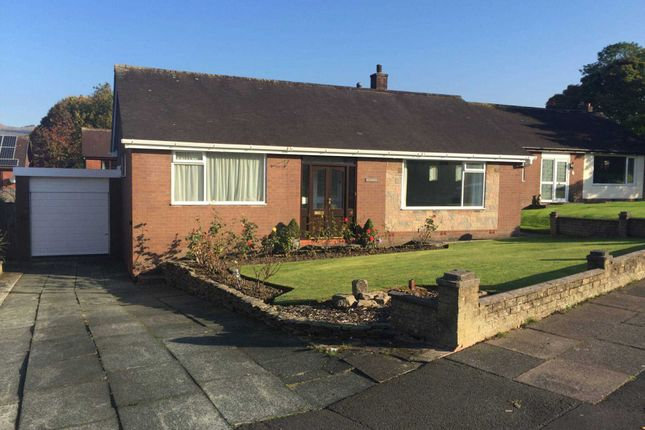 Thumbnail Detached bungalow to rent in Stocks Park Drive, Horwich, Bolton