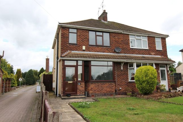 Thumbnail Semi-detached house to rent in Browns Lane, Allesley, Coventry
