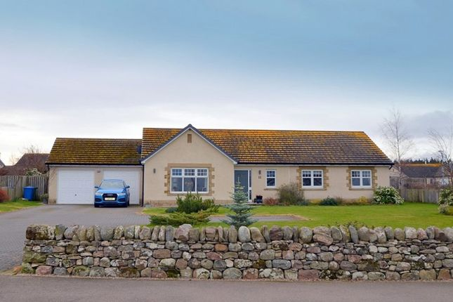 Thumbnail Detached bungalow for sale in 11 School Brae, Croy, Inverness