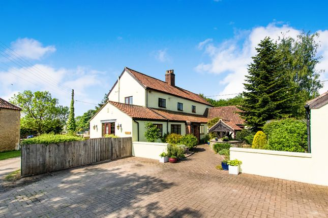 Thumbnail Detached house for sale in ., Cold Harbour, Grantham