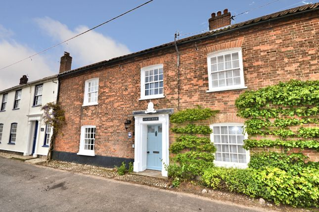 Thumbnail Cottage for sale in Station Road, Burnham Market, King's Lynn