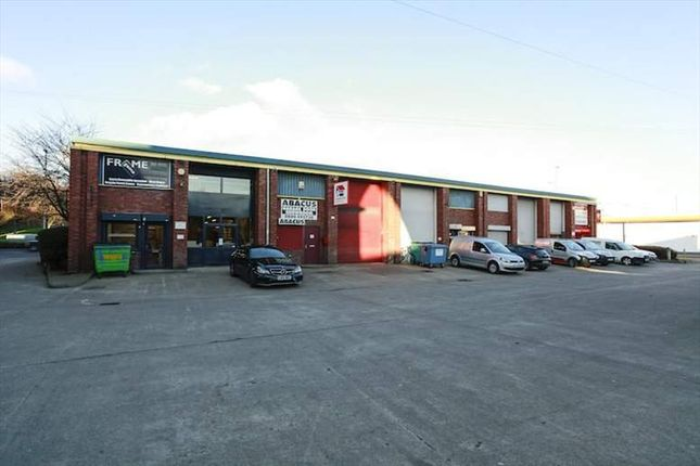 Serviced office to let in Burley Hill Trading Estate, Leeds