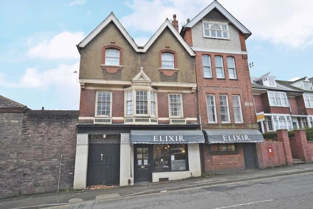 Thumbnail Semi-detached house for sale in Large Maisonette & Commercial Premises, Stow Hill, Newport