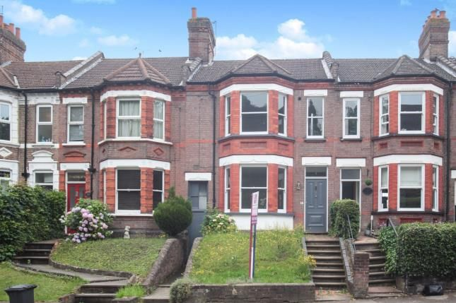 Thumbnail Terraced house for sale in London Road, Luton, Bedfordshire, .