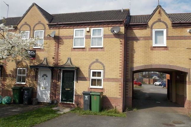 Thumbnail Terraced house to rent in Waterhouse Drive, Cardiff