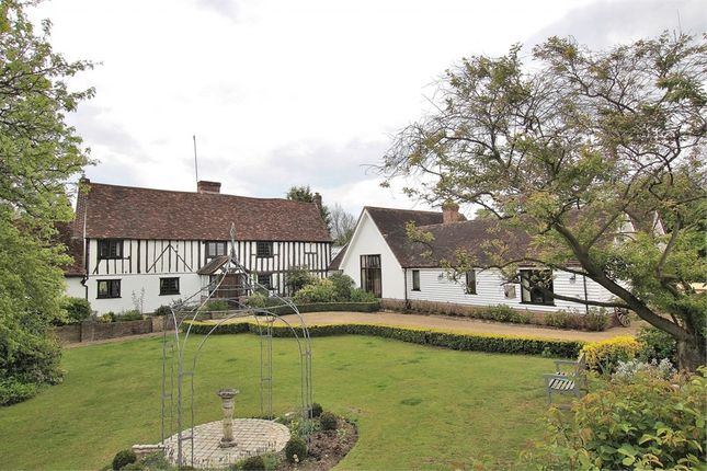 Thumbnail Detached house for sale in New Green, Bardfield Saling, Braintree