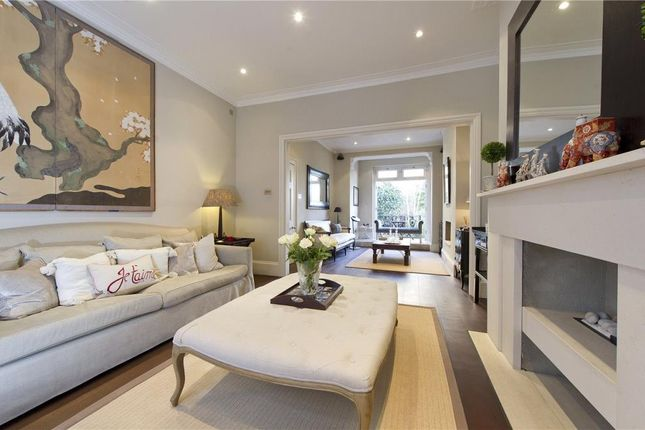Thumbnail Terraced house for sale in Campden Hill Road, London