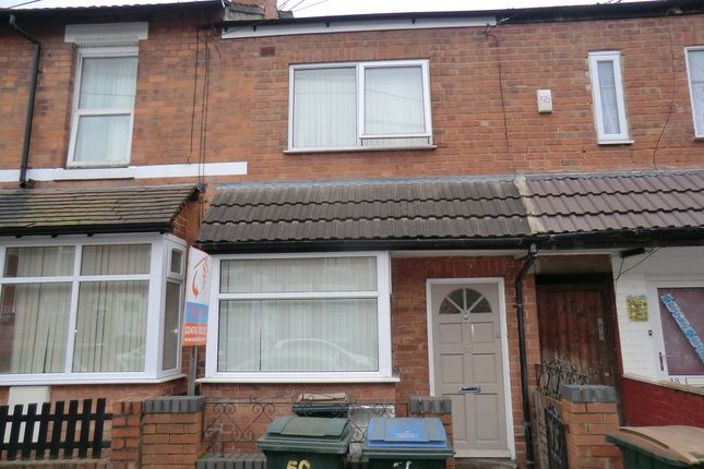 Thumbnail Terraced house to rent in Hamilton Road, Coventry