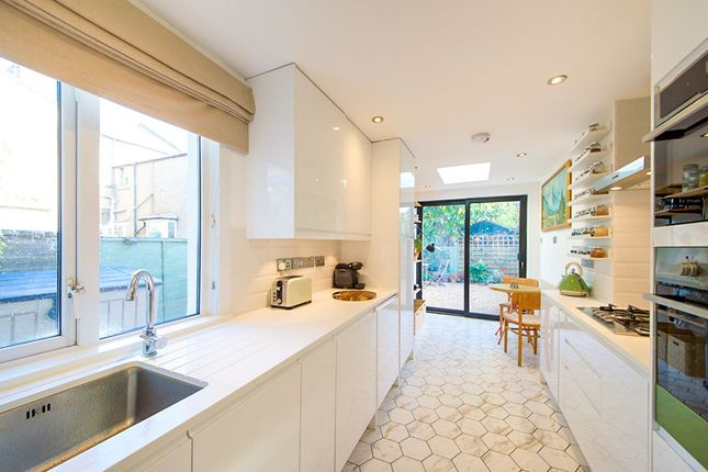 Thumbnail Semi-detached house for sale in Odessa Road, London