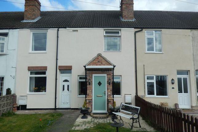 Thumbnail Terraced house to rent in Works Lane, Barnstone, Nottingham