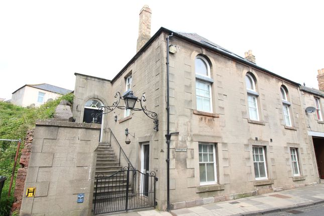 Thumbnail Flat for sale in Church Street, Eyemouth