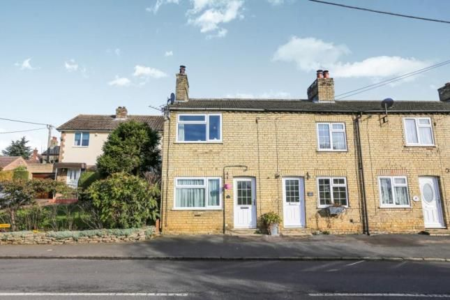 Thumbnail End terrace house for sale in High Street, Wrestlingworth, Sandy, Bedfordshire