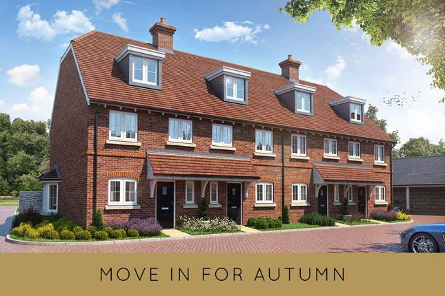 "Thumbnail Terraced house for sale in ""The Ickhurst"" at Gravel Lane, Drayton, Abingdon"