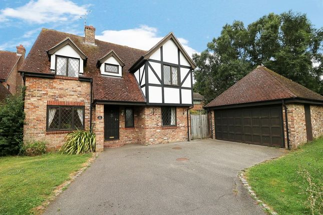 Thumbnail Detached house for sale in Ayletts, Broomfield, Chelmsford