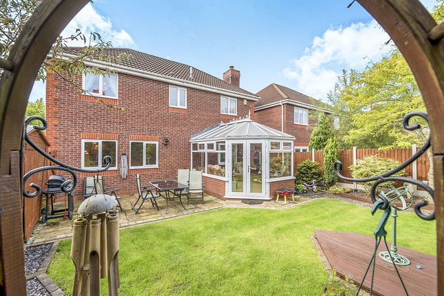 Thumbnail Detached house for sale in Hampshire Road, Walton-Le-Dale, Preston