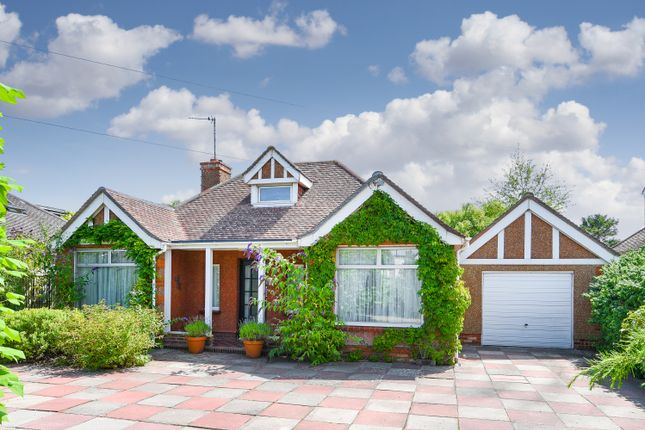 Thumbnail Detached bungalow for sale in Eastbourne Road, Willingdon, Eastbourne