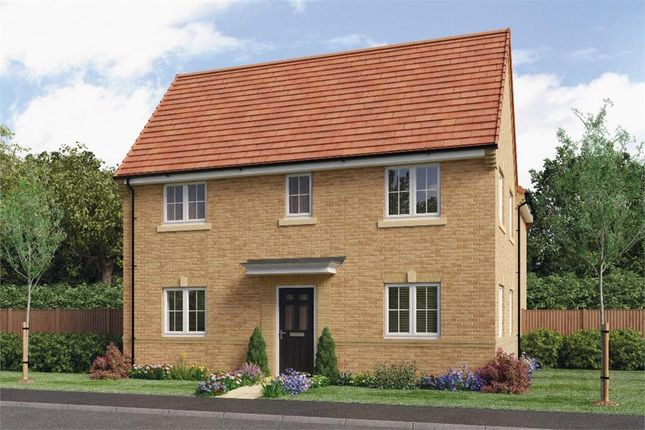 "Thumbnail Semi-detached house for sale in ""Waingroves"" at Leeds Road, Thorpe Willoughby, Selby"