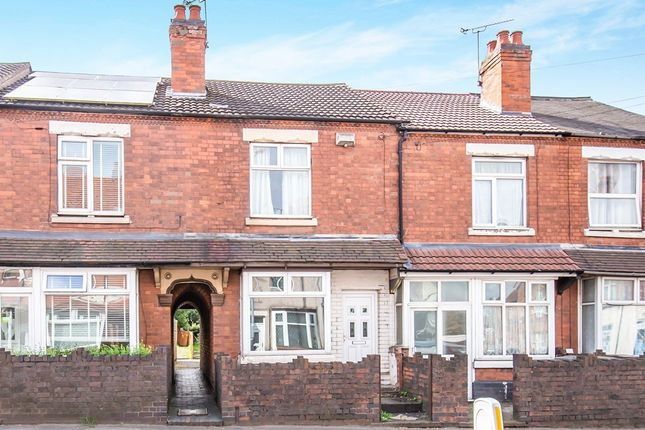 Terraced house for sale in Newtown Road, Bedworth, Warwickshire