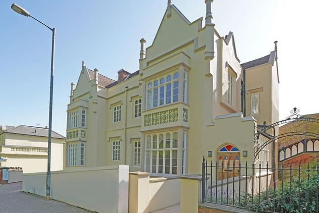 Thumbnail Town house for sale in Holyrood House, Wells Road, Malvern, Worcestershire