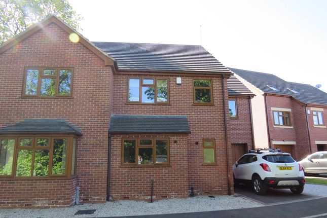Thumbnail Detached house to rent in Sheridan Court, Uttoxeter