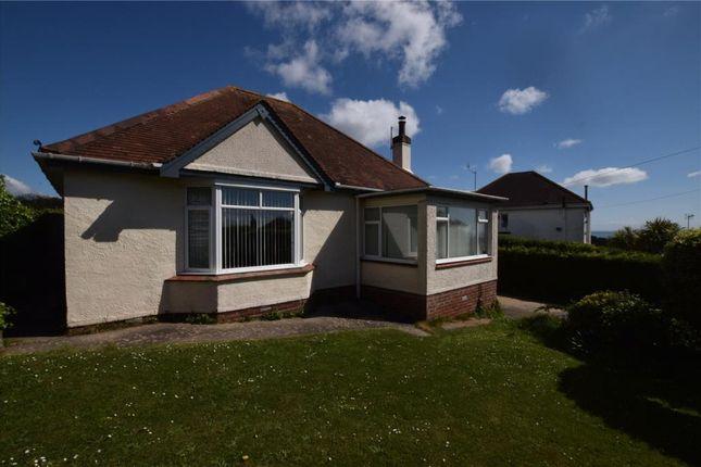 Thumbnail Detached bungalow for sale in Preston Down Road, Preston, Paignton, Devon