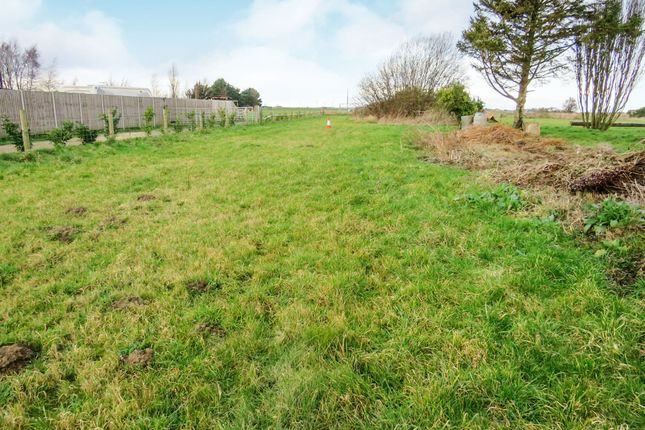 Land for sale in Church Road, Christchurch, Wisbech