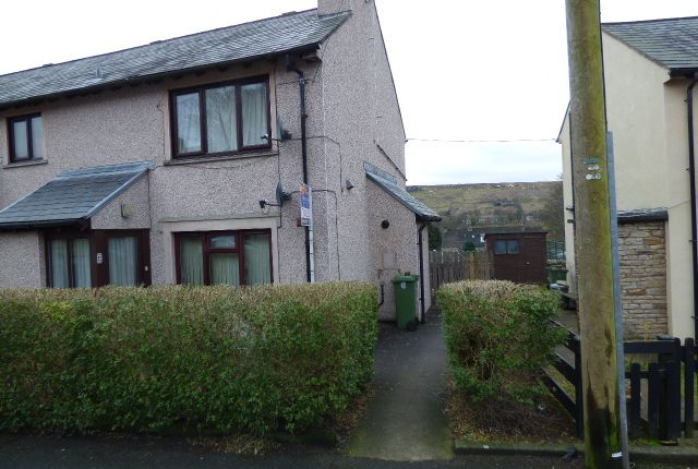 Thumbnail Flat for sale in Church Road, Alston, Cumbria