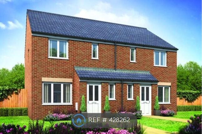 Thumbnail Semi-detached house to rent in Shavington Park, Crewe
