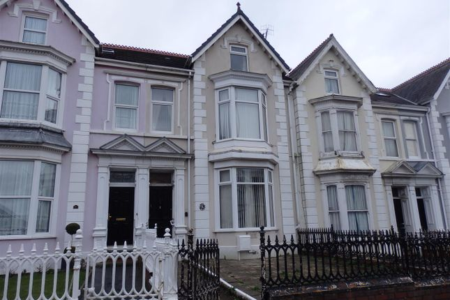 Thumbnail Terraced house for sale in New Road, Llanelli