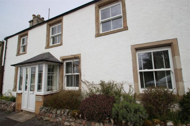 Thumbnail Terraced house for sale in Monach House, Dornoch Road, Bonar Bridge, Ardgay