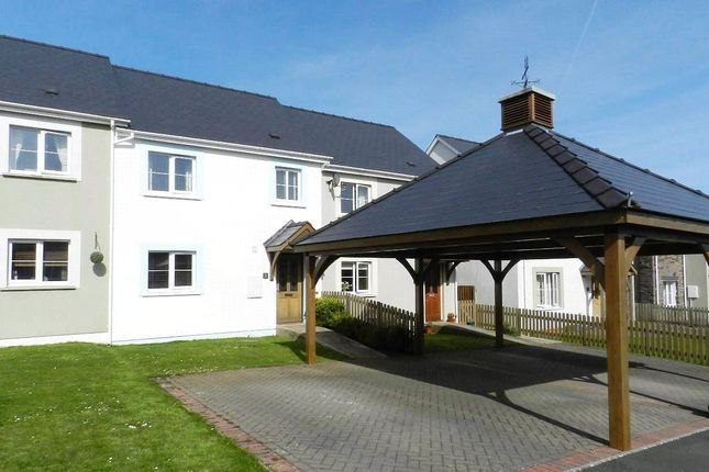 Thumbnail Terraced house for sale in Meurigs Croft, Hook, Haverfordwest