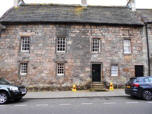 Thumbnail Detached house to rent in High Street, Falkland, Cupar