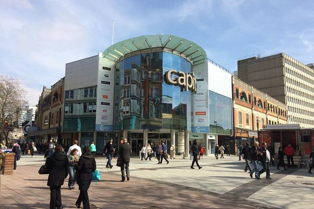 Retail premises to let in Unit 12 Capitol Shopping Centre, Cardiff