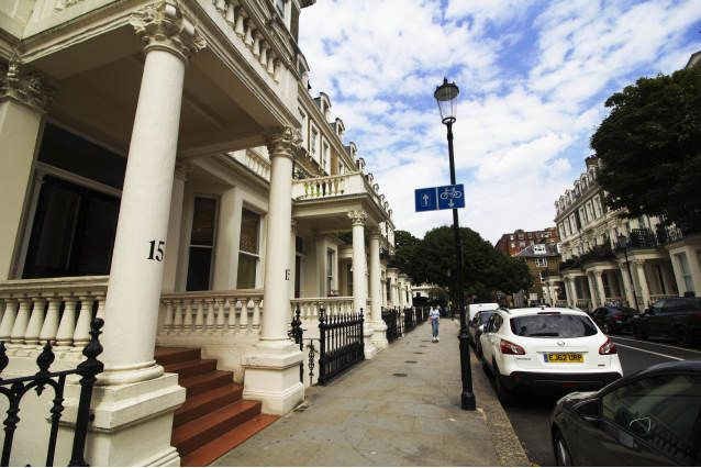 Earls Court Square, London SW5