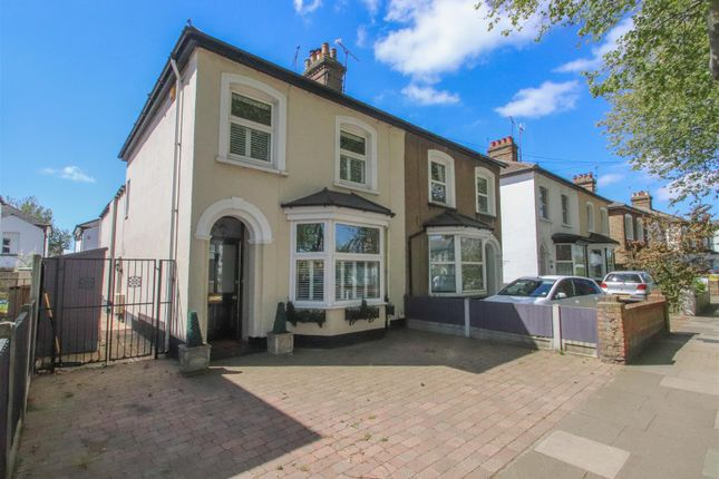 Thumbnail Semi-detached house for sale in Cambridge Road, Southend-On-Sea