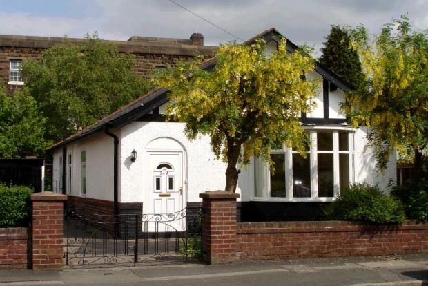 Thumbnail Bungalow to rent in Duchy Avenue, Preston