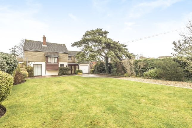 Thumbnail Detached house for sale in Chalkdock Lane, Itchenor