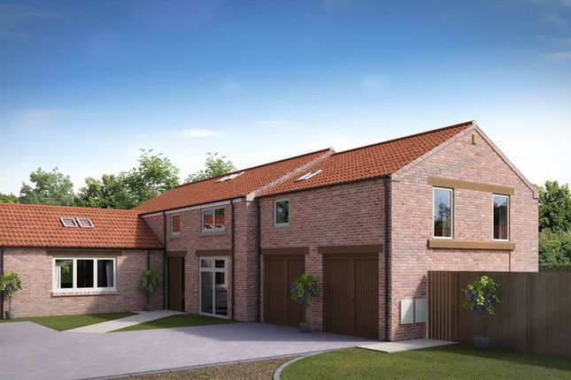 Thumbnail Detached house for sale in Newsham Barns, Main Street, Holtby, York