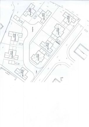 Thumbnail Detached house for sale in Proposed Development At Site Adjoining Maesyrhaf, Cross Hands, Llanelli