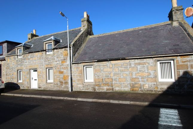 Thumbnail Semi-detached house to rent in Farquhar Street, Hopeman, Elgin