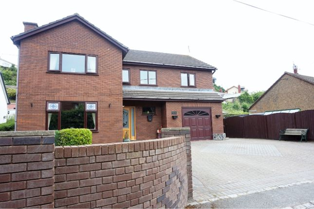 Thumbnail Detached house for sale in Mill Street, St. Asaph