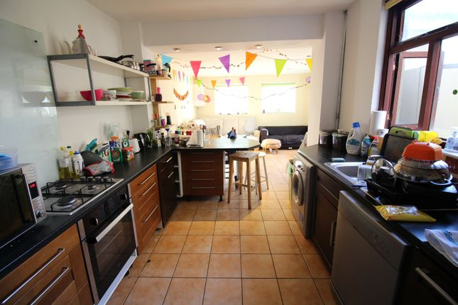 Thumbnail Terraced house to rent in Coburn Street, Cathays, Cardiff.