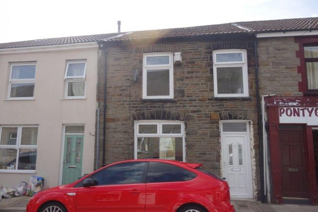Thumbnail Terraced house to rent in Llewellyn St, Pontygwaith