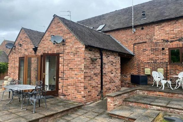 2 bed barn conversion to rent in Lower Farm, Barrow-On-Trent DE73