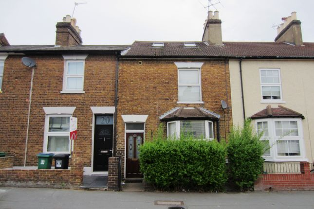 Thumbnail Terraced house to rent in Langley Road, Watford