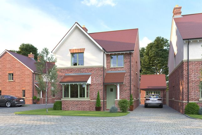 Thumbnail Detached house for sale in Ash Tree Close, Wilnecote, Tamworth