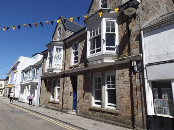 Thumbnail Flat for sale in Camborne, Cornwall
