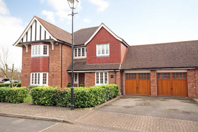 Thumbnail Detached house for sale in Horseshoe Drive, 'stauntons Hill', Over, Gloucester